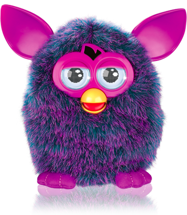 Furby transparent modern. Madness in thailand my