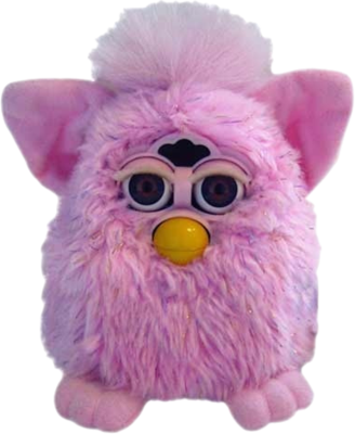 furby transparent first