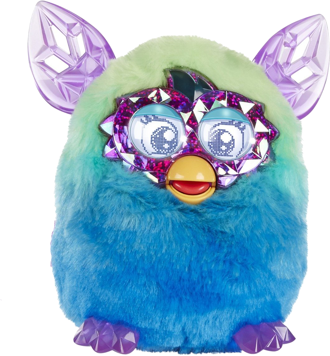 Furby transparent rainbow. Home buy boom with