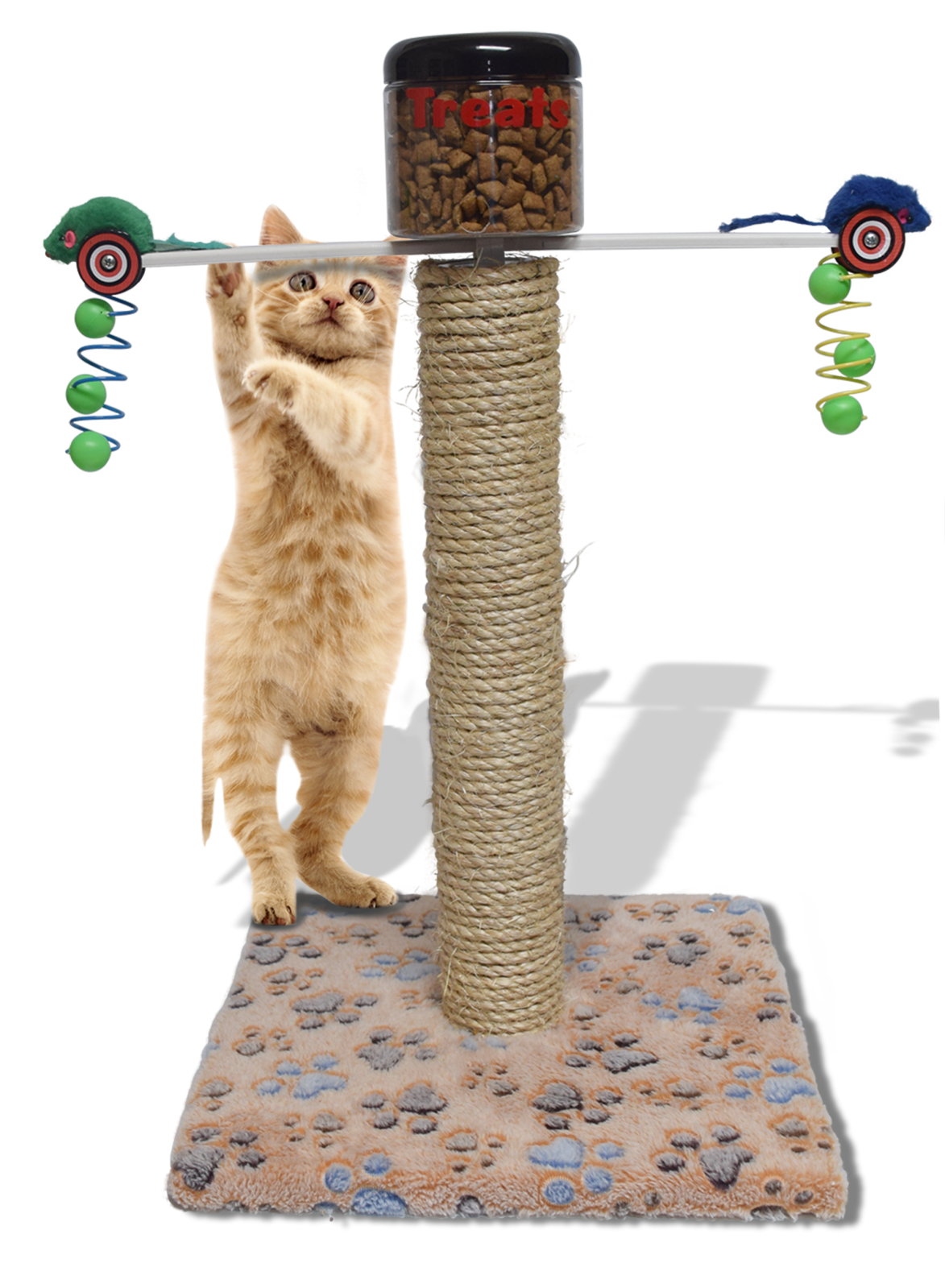 Furhaven tiger tough cat tree house furniture for cats and kittens png. Table playground condo tower