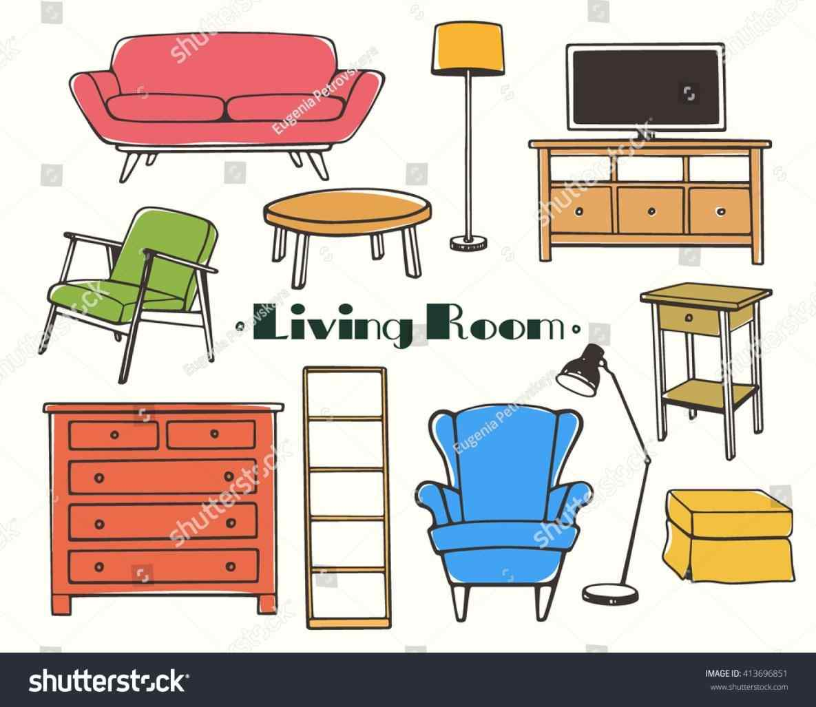 Living room arch dsgn. Furniture clipart image free download