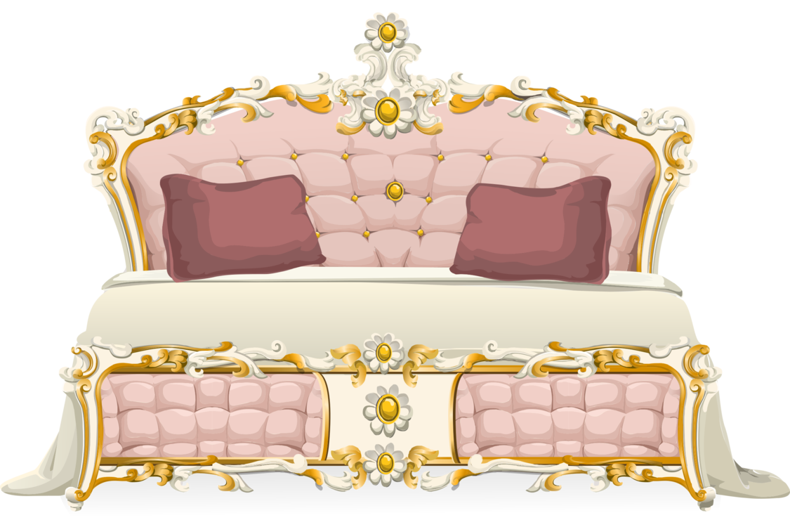 Furniture clipart bedrooom. Bed sheets couch mattress