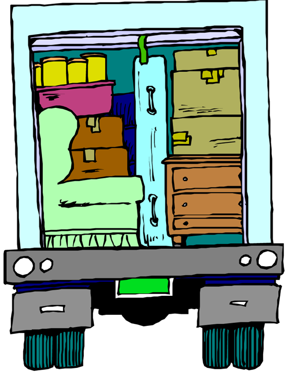 Track my . Furniture clipart furniture delivery clip download