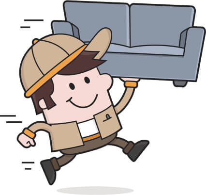 Furniture clipart furniture removal. Backloading interstate removals moving