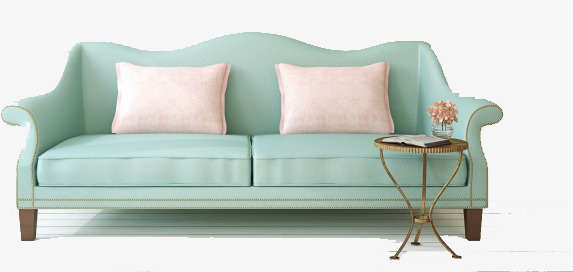 Furniture clipart small sofa. Little fresh table png