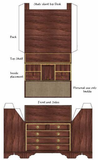 furniture clipart wooden furniture