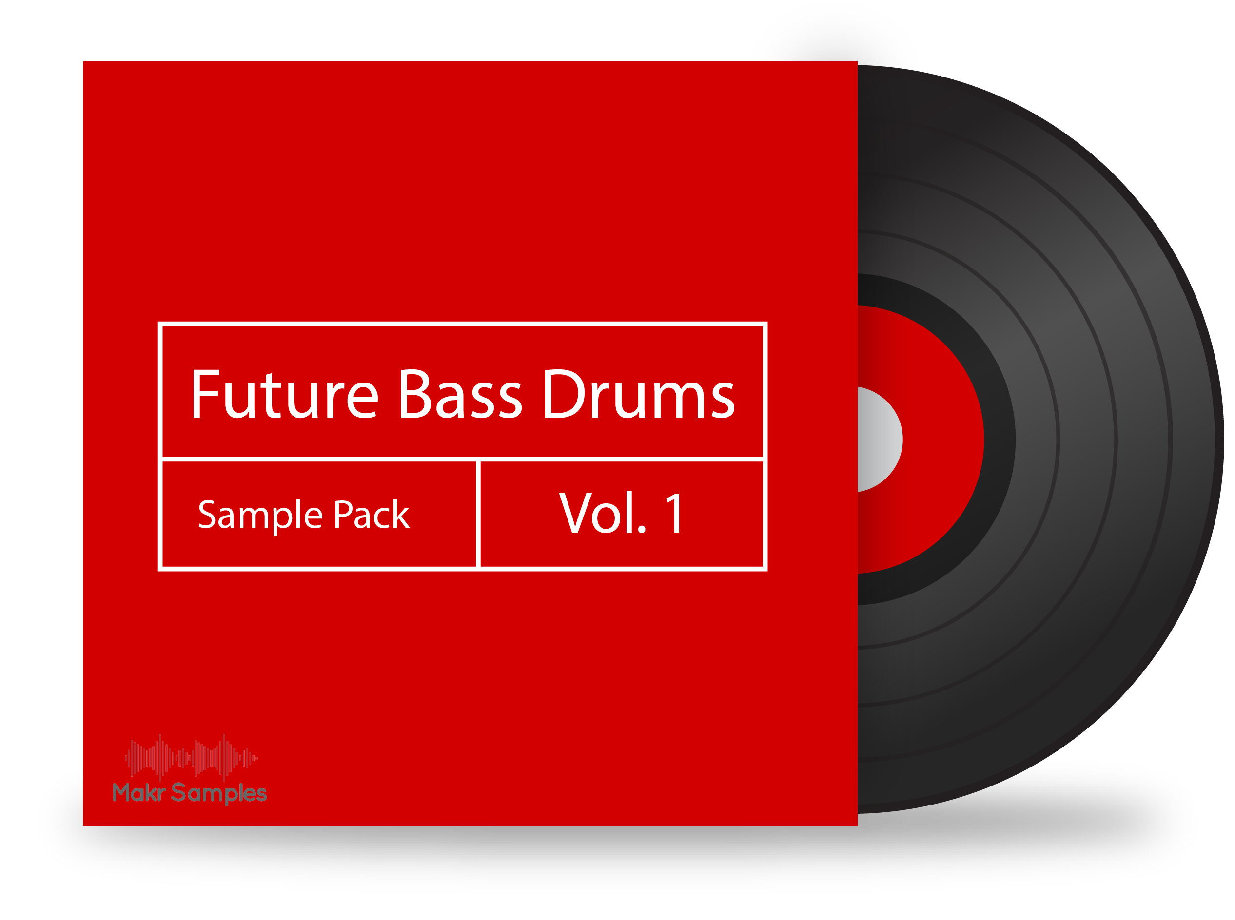 Future bass png. Makr drums samples presets