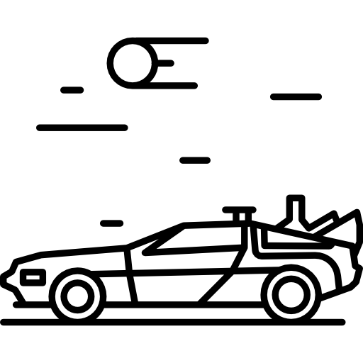 Future vector illustration. Never let your fear