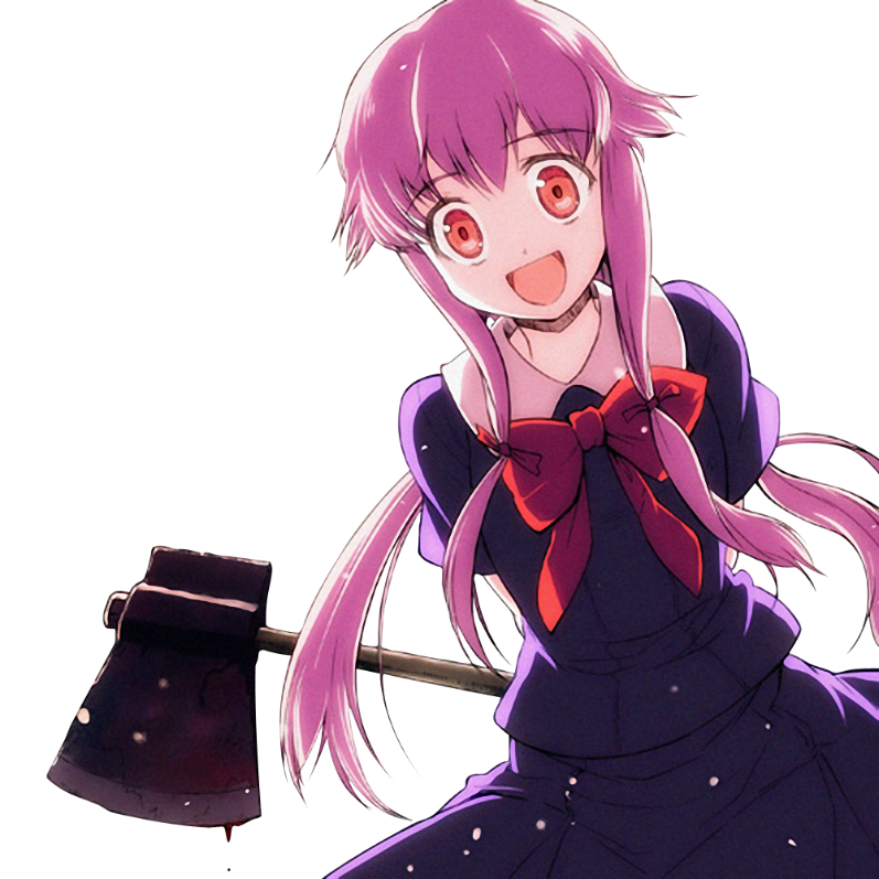 Future diary png