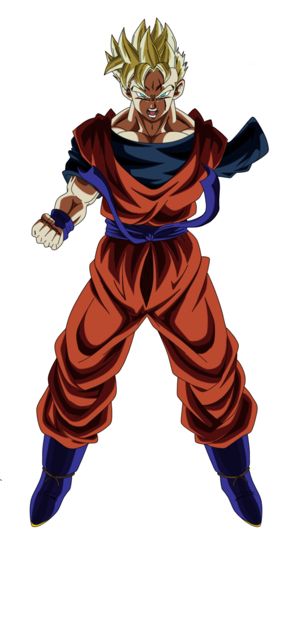 Future gohan png. Solo image by dbztrev