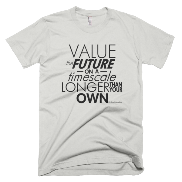Future shirt png. Richard dawkins value the