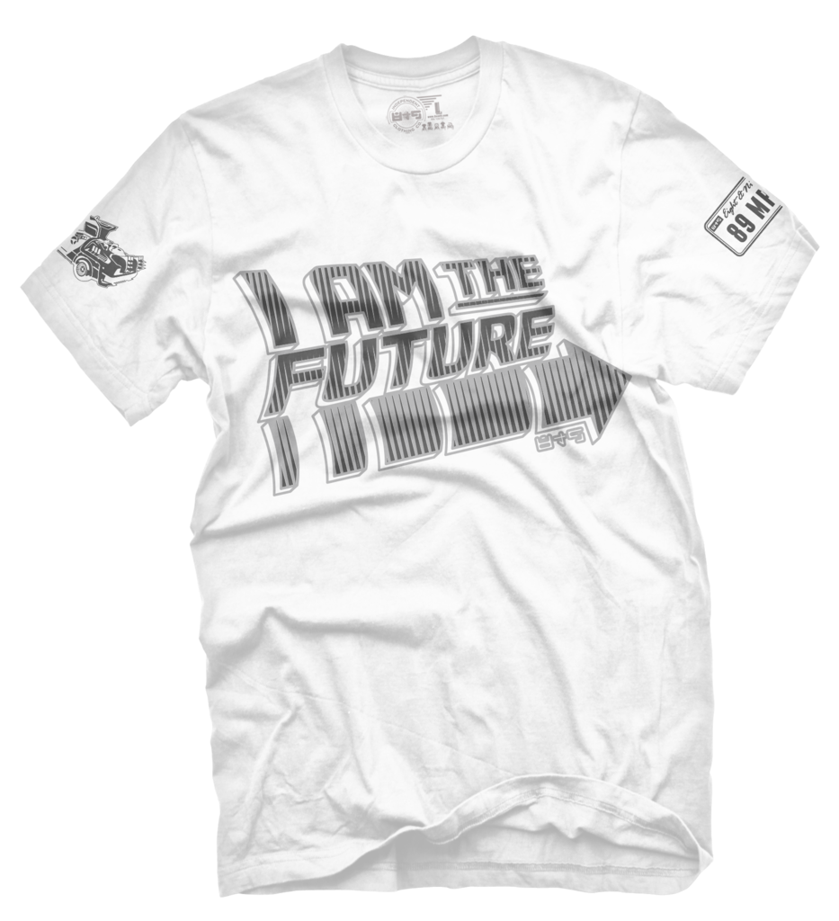 Future shirt png. I am the cool