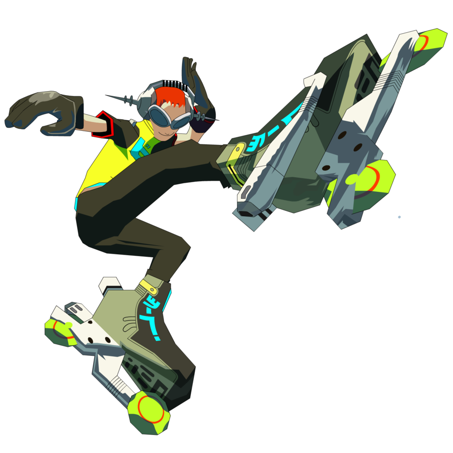 jet set radio png