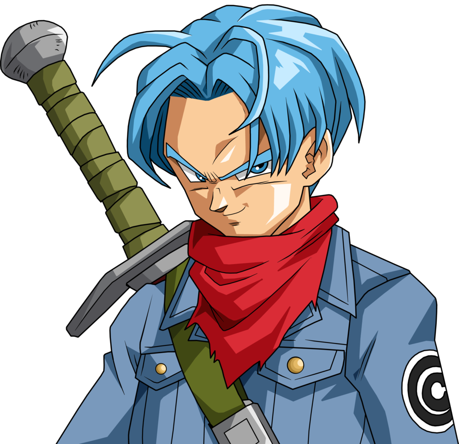 Future trunks png. Profile by brusselthesaiyan on