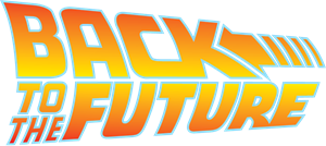 Future vector. Back to the logo