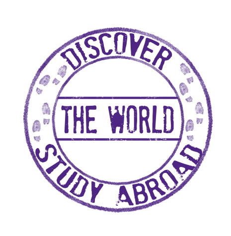 Future vector study abroad. Why you should travel