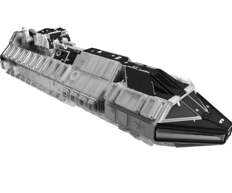 Futuristic spaceship png. By mc designs on