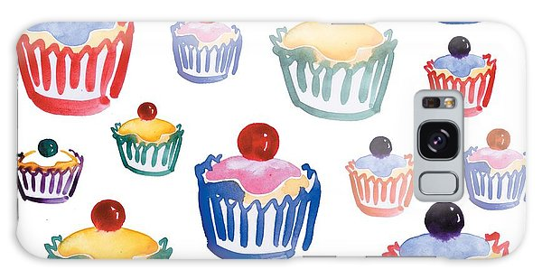 Galaxy clipart cupcake. Cases fine art america