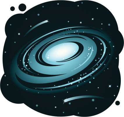 Galaxy clipart. Free space cliparts download