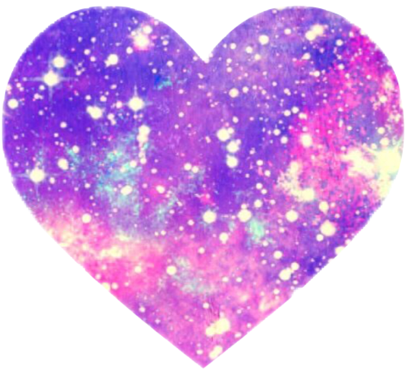 Galaxy heart png. Sparkles sparkle pink love