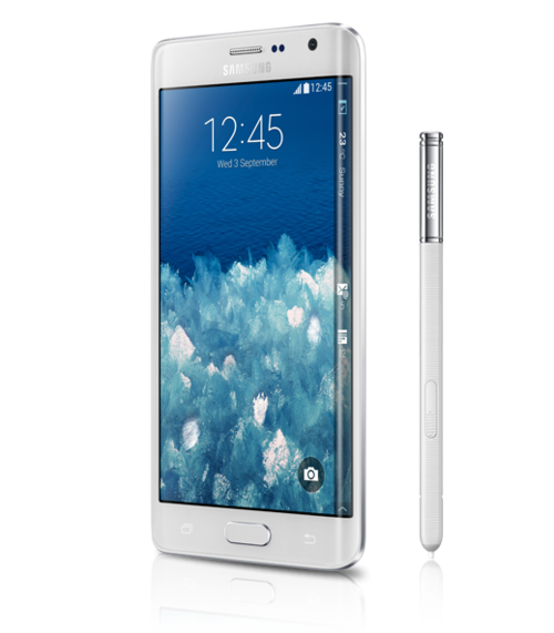 Galaxy note 4 png. Edge media exchange