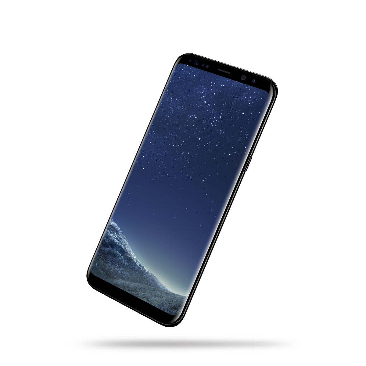 Galaxy s8 plus png. The samsung s mobile