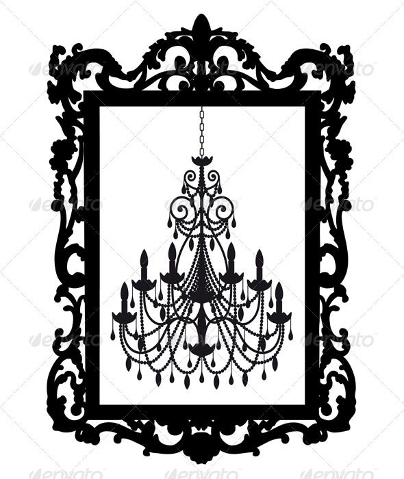 Gallery clipart framing. Framed painting cheap happy