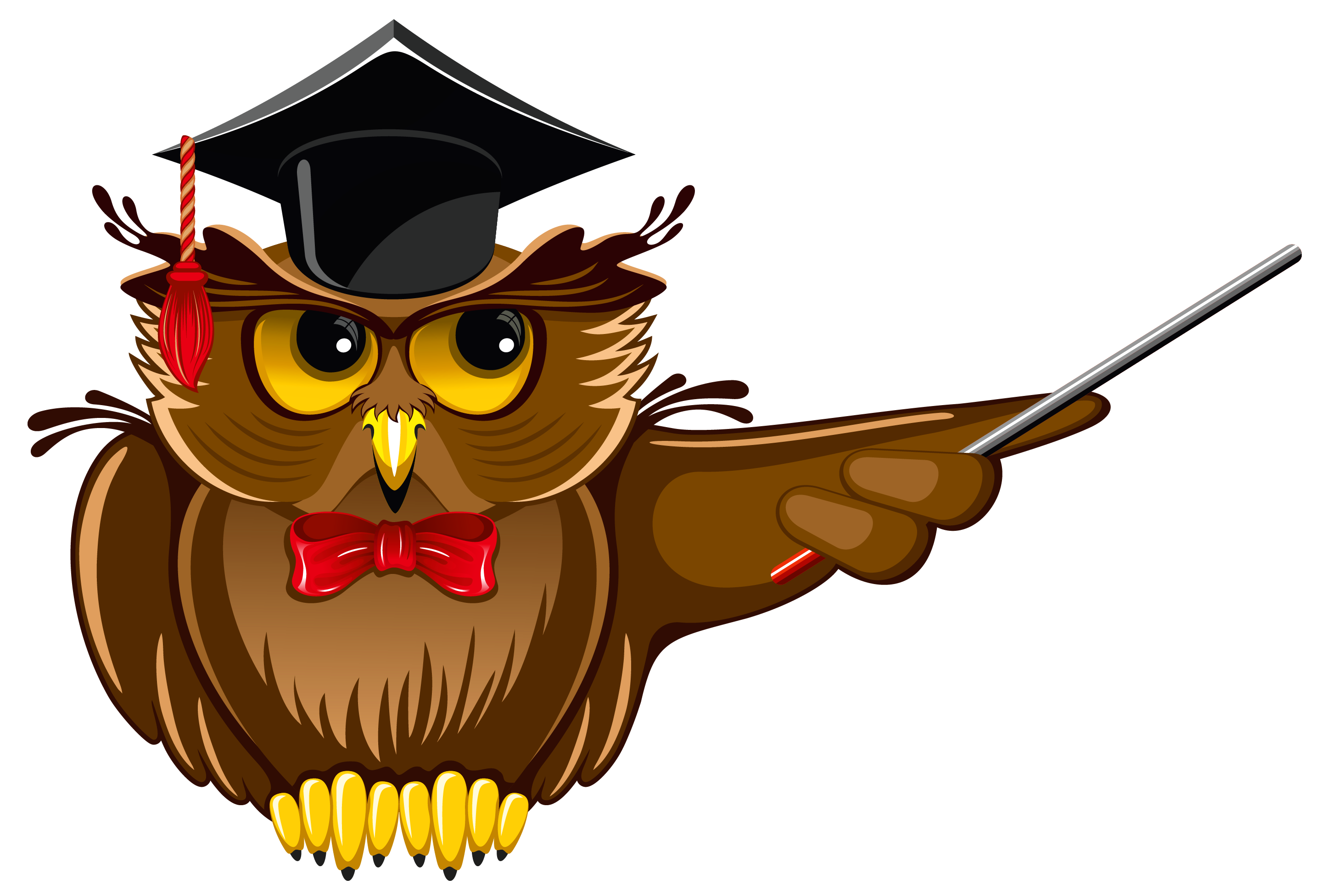 Transparent teacher high school. Owl png clipart gallery