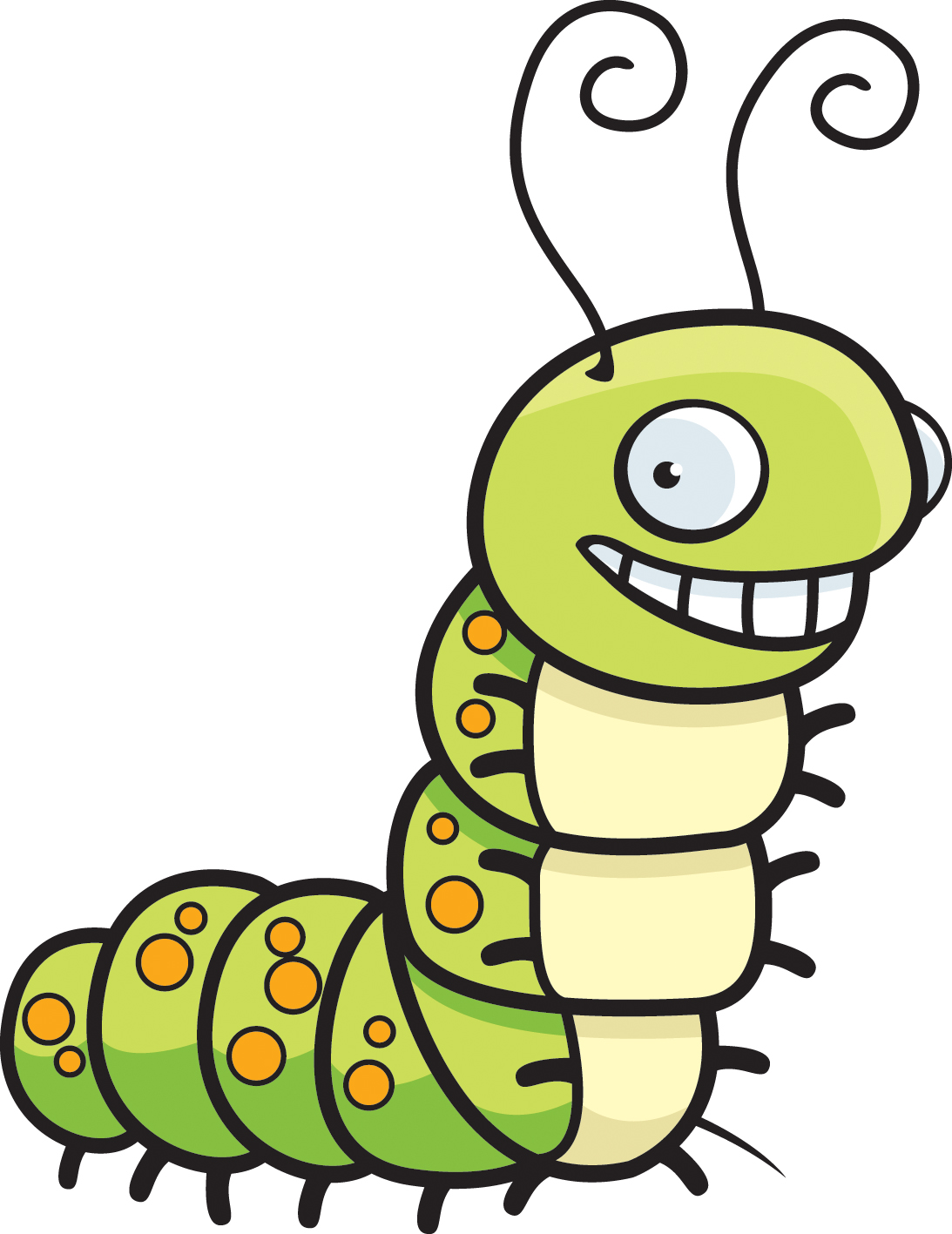 Caterpillar clipart. Depositphotos typegoodies me clip