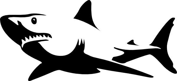 Sharks clipart sad. Pics for great white