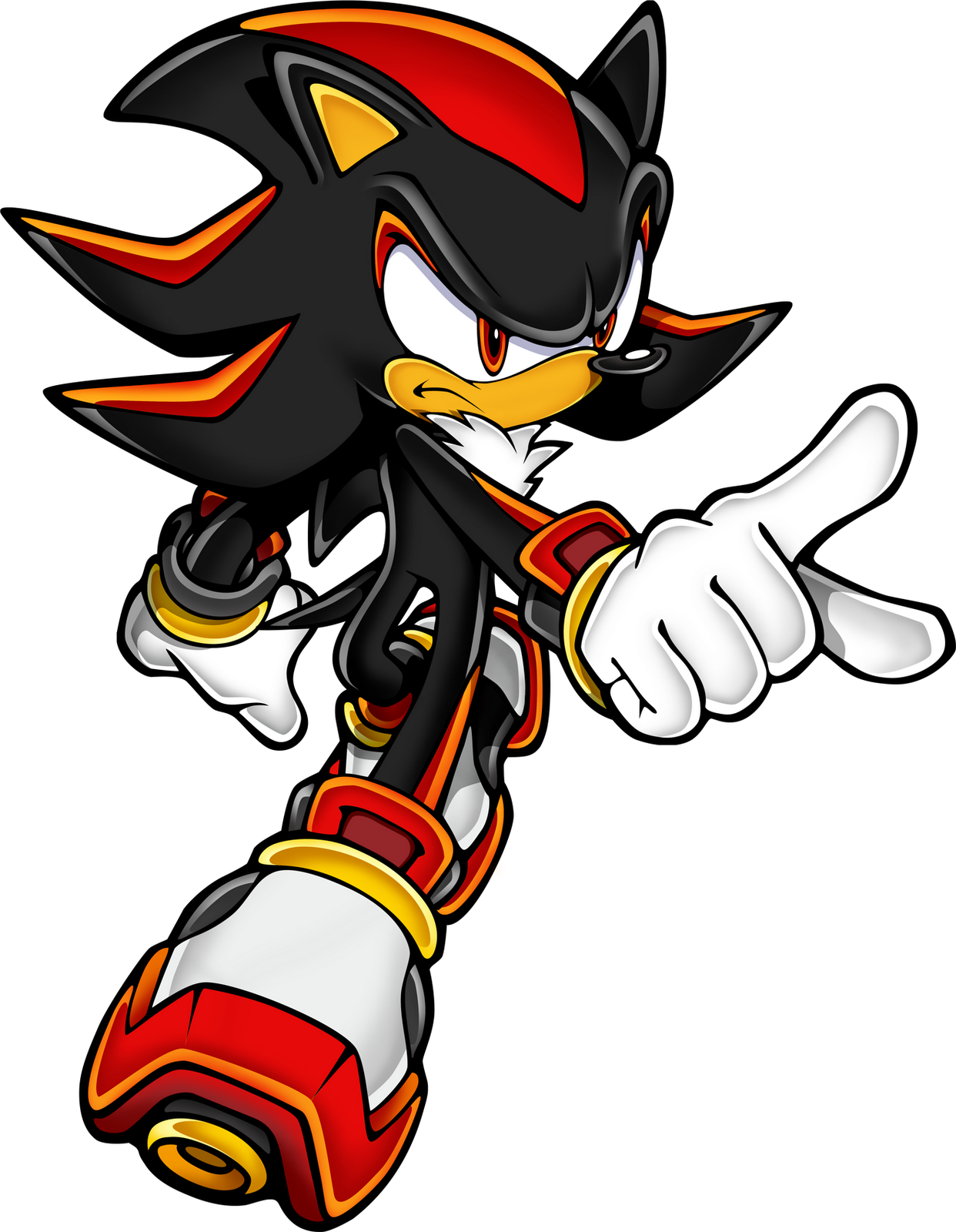Gambar format png. Sonic the hedgehog transparent