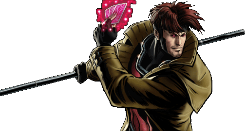 gambit charged cards png