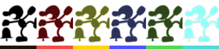Game and watch parachute png. Mr ssbb smashwiki the