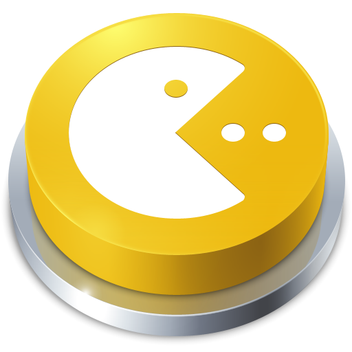 Buttons game png. Perspective gaming button icon