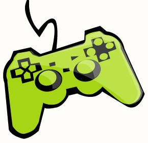 Game clipart game pad. Video controller clip art