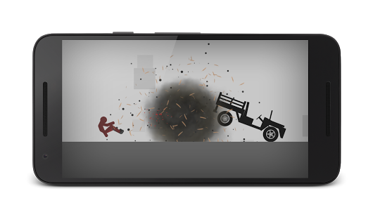 Game clipart mobile game. Stickman dismounting apps on
