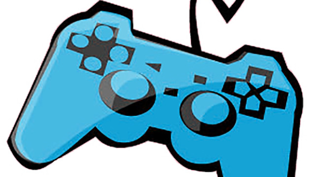 Game clipart video game controller. Silhouette at getdrawings com