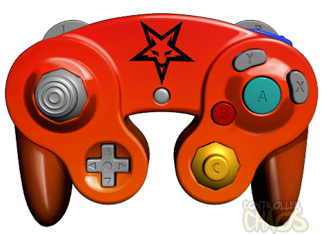 Game cube b buttons png. Starfox gamecube custom controllers