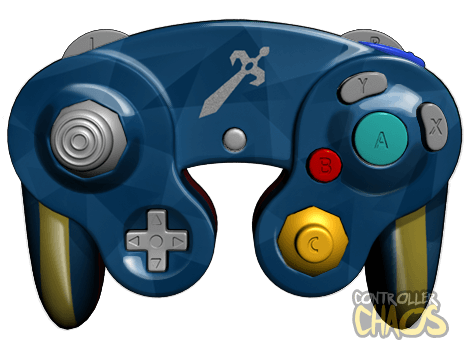 Game cube controller png. Marth gamecube custom controllers