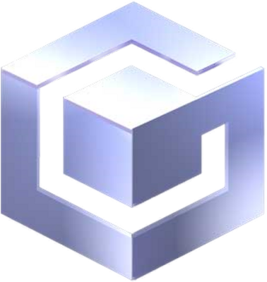 Game cube logo png. Gamecube icons vector free