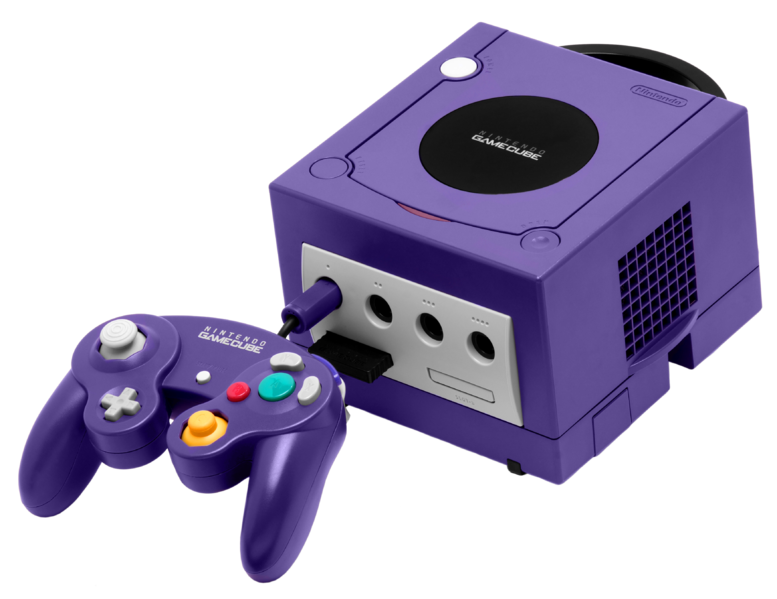 Game cube png. Image gamecube fantendo nintendo