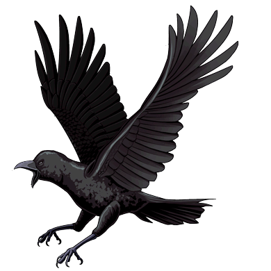Game of thrones crow png. Image biohazard clan master