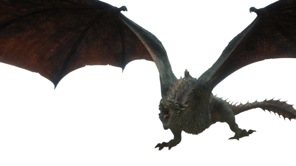 Game of thrones dragon png. Daenerys and drogon by