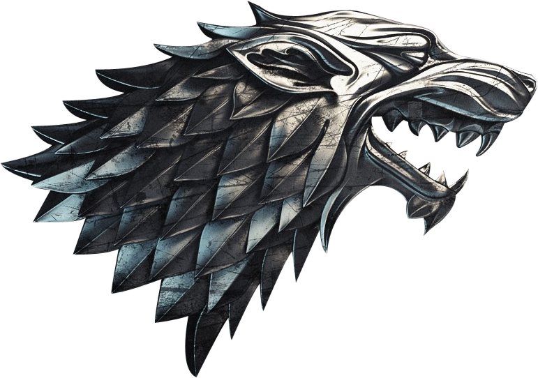 Game of thrones logo png. By sohrabzia on deviantart