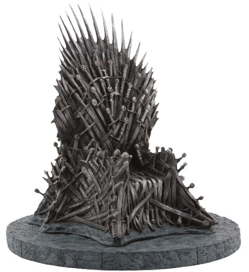 Game of thrones throne png. Iron replica retrospace