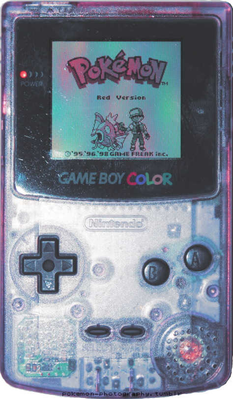 Gameboy transparent. Hi dh d t