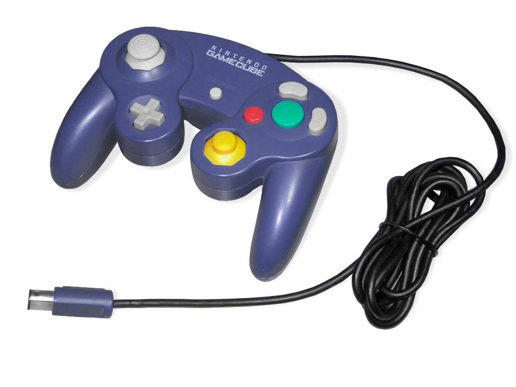 game cube controller png