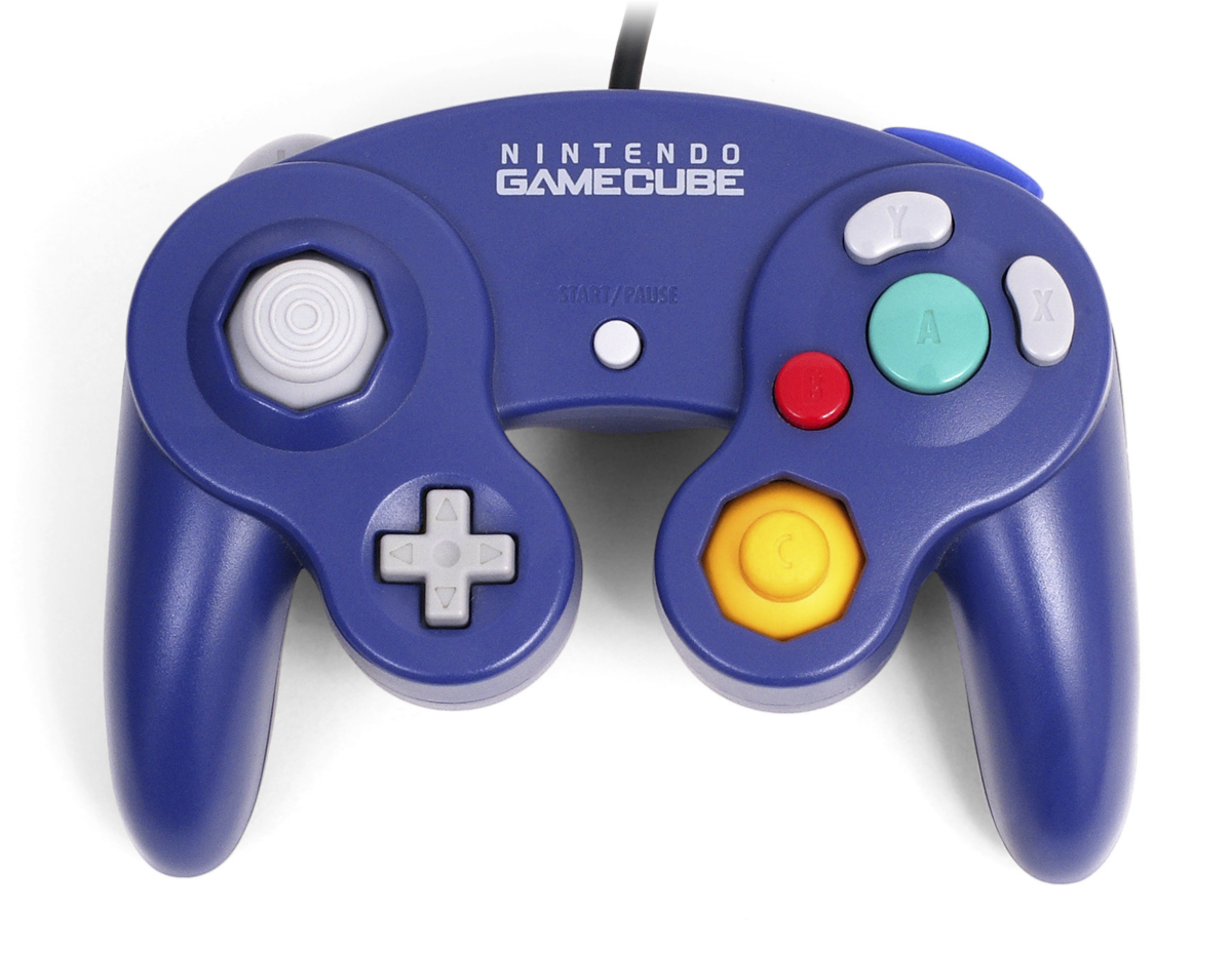 gamecube transparent first