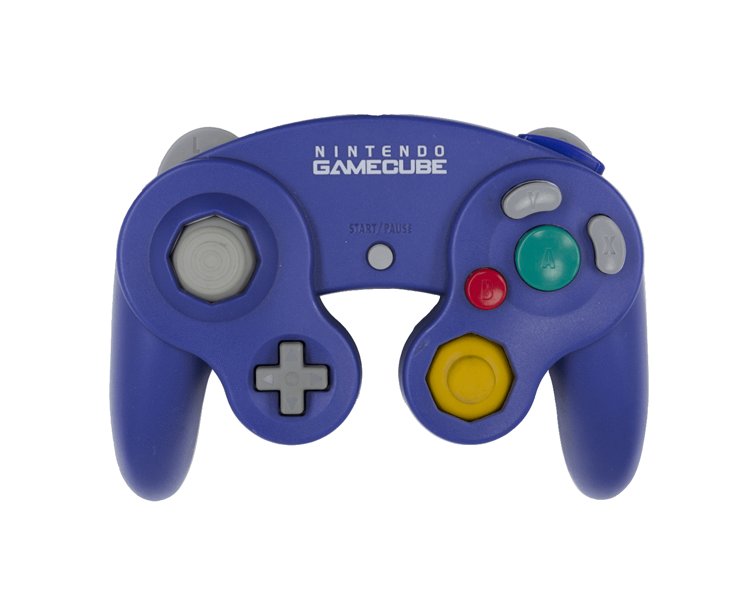 Gamecube transparent indigo. Battle beaver customs stock
