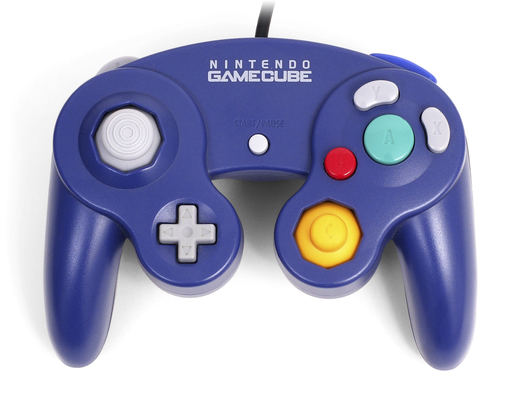 gamecube transparent phillips